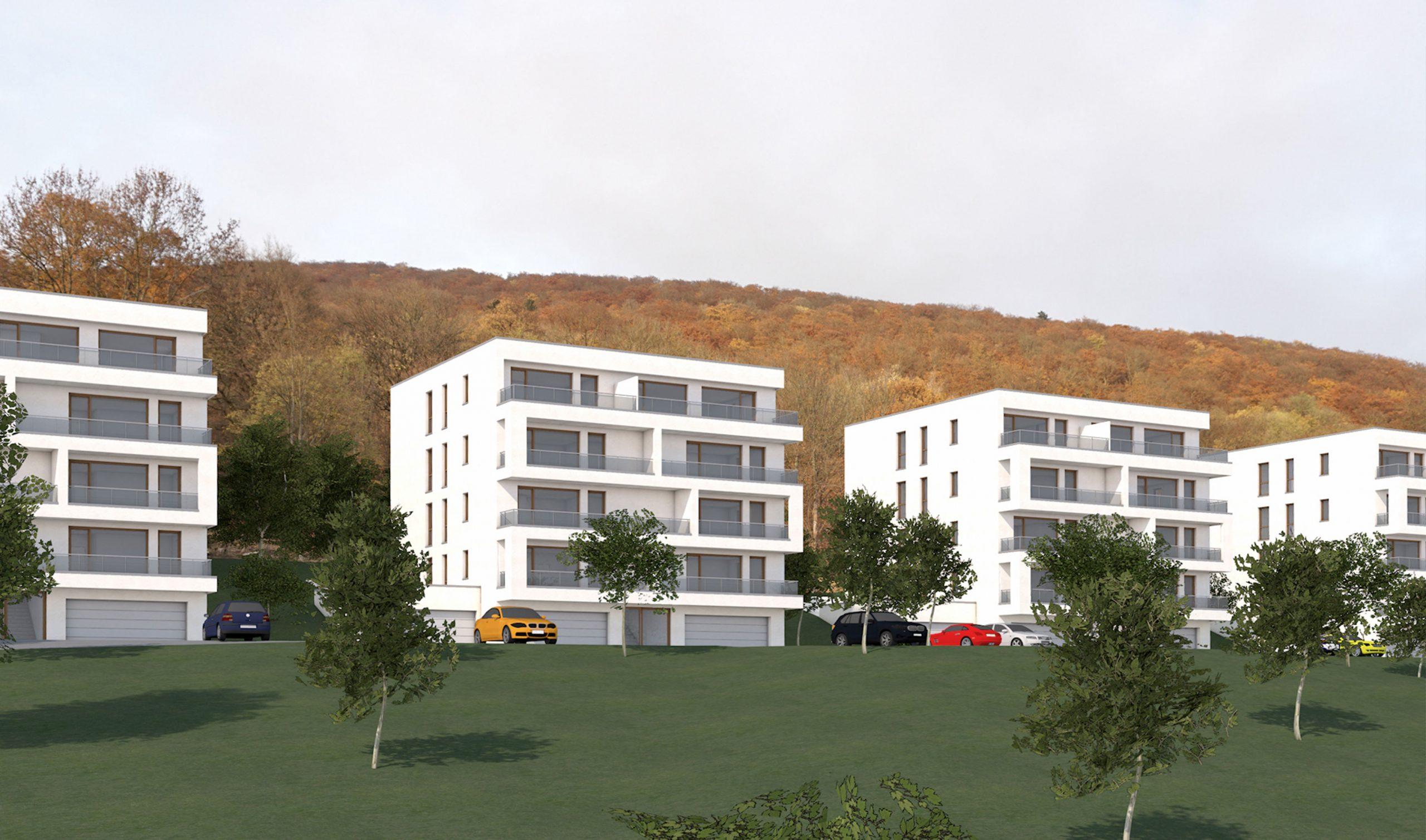 Neubau Mehrfamilienhaus am Domberg Suhl